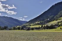 Landschaft im Lungau
