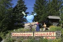 Figuren am Katschberg