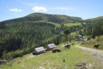 Blick Richtung Pritzhütte