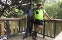 Hans & ich am Grünsee