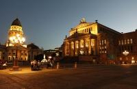 Gendarmenmarkt am Abend