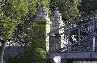 Alte Brücke über die Spree