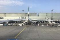Einer von mehreren Airbus A380