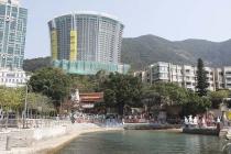 Bauten an der Repulse Bay