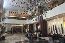 Lobby des Hotel BP International
