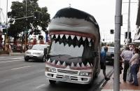 Der macht sicher Hai-Touren!