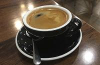 Mein guter Frühstückskaffee in Auckland