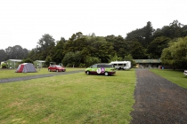 Campingplatz in Tutukaka