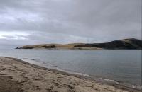 Strand in Omapere