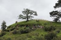Landschaft beim Hobbiton