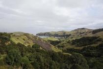 Weiche Landschaft bei Ahimia