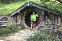 Ein auffallender Hobbit :-)