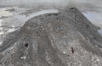 Ein Mud Vulcano