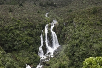 Wasserfall unterwegs entdeckt