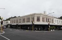 Art Deco Gebäude in Napier