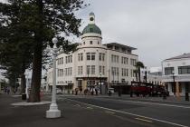 Gebäude in Napier