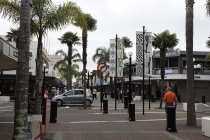 Streetlife in Napier