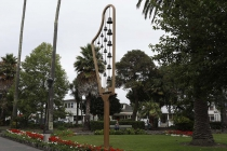 Glockenspiel im Park von Napier