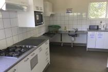 Tolle Küche am Campingplatz von Masterton
