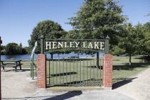 Henley Lake in Masterton