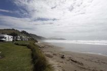 Am Strand von Castleport