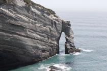 Cape Farewell, heute in besserem Licht