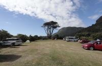 Campingplatz von Punukaiki