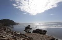 Strand von Punukaiki