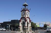 Glockenturm in Hokitika
