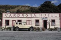 Altes Hotel in Cardrona