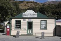 Post und Telegraphenamt in Cardrona