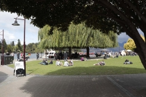 Park in Queenstown