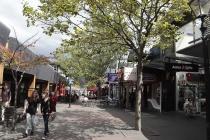 Fußgängerzone in Queenstown
