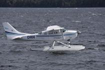 Wasserflugzeug am Lake Te Anau