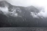 Einer der höchsten Wasserfälle Neuseelands