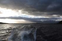 Morgenstimmung am Lake Manapouri