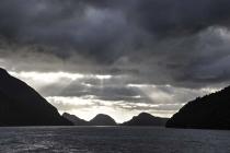 Tolle Lichtstimmung am Lake Manapouri