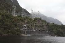 Das Kraftwerk am Lake Manapouri