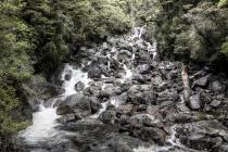 Ein permanenter Wasserfall
