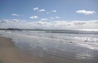 Strand von Moeraki
