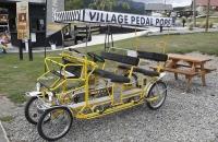 Ein Village Pedal Pop :-)