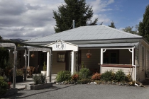 Kleines Restaurant in Hanmer Springs