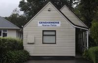 Gendarmerie von Akaroa :-)