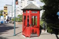 Alte Telefonzelle