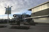 Flughafen von Christchurch