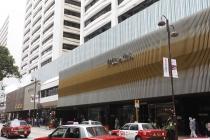 Prada und Gucci-Shops