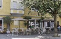 Nettes Künstler-Cafe