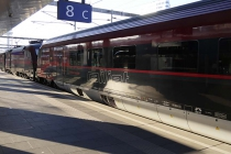 Railjet in Doppeltraktion bis Salzburg