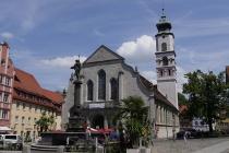 Stiftskirche in Lindau am Bodensee