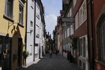 Enge Gasse in Lindau
